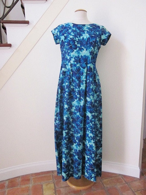 Kaikamahine Hawaiian Dress / 60s Hawaiian dress /… - image 3