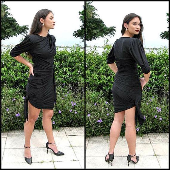 Emanuel Ungaro vintage dress / Ungaro Parallele dr