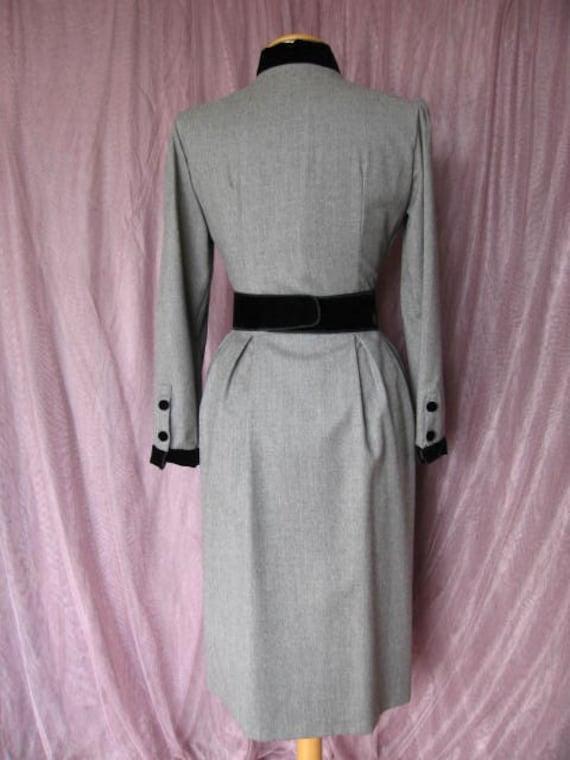 Ted Lapidus Dress / fits S / Ted Lapidus Paris nu… - image 4