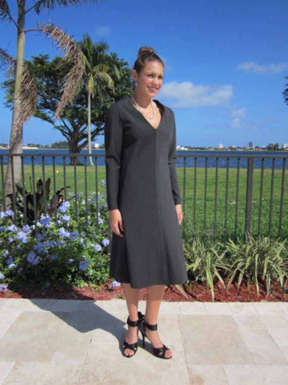 Pauline Trigere Dress / Vintage Pauline Trigere D… - image 3