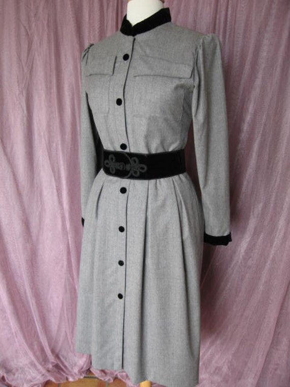 Ted Lapidus Dress / fits S / Ted Lapidus Paris nu… - image 2