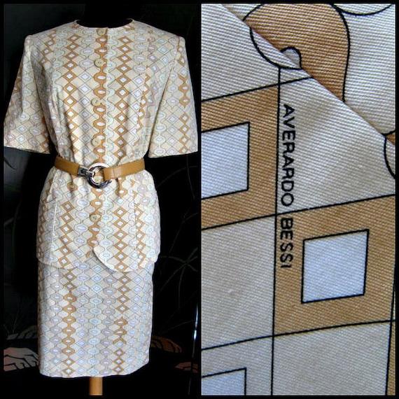 Averardo Bessi suit / Vintage Bessi Suit / Vintage