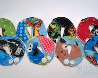 G-Tube Pad SEWING PATTERN - Easy to Sew G Tube Pads - Custom Gtube Covers - Tubie - PEG Tube - Feeding Tube Accessories - Summer