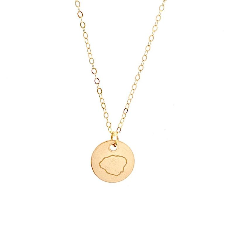 KAUAI Necklace Hawaii Jewelry image 0