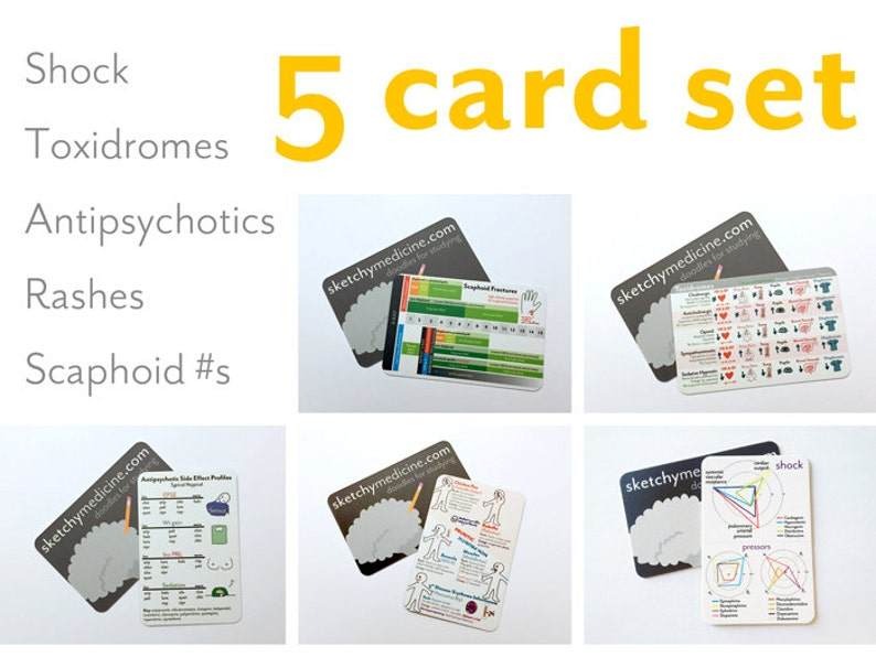 The New Set of Pocket Cards (5)