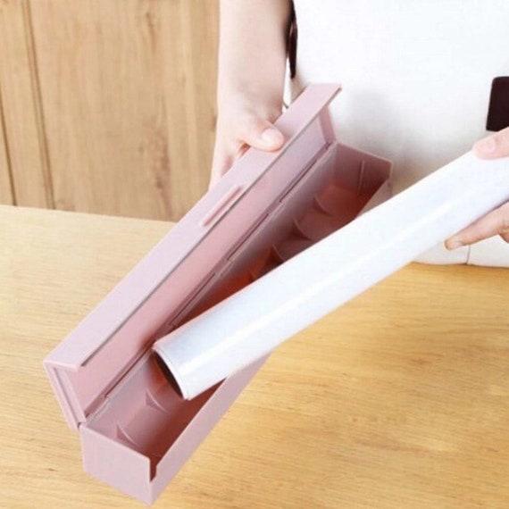 Saran Wrap Dispenser/Cutter