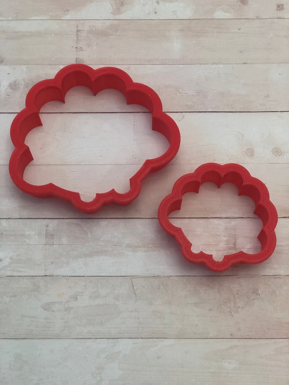 Chubby Turkey Cookie Cutter