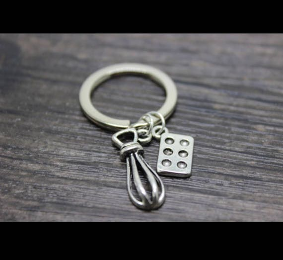 Baker's Keychain