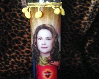 Pam Beesly-Halpert (Jenna Fischer) Kitschy Kandle - Prayer Candle