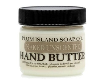 Hand Butter: Naked