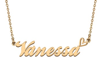 Anniversary Custom Made Crystals Birthday Christmas Gifts For Her VICTORIA Name Necklace /& Name Bracelet Jewellery Set 18K Gold Plated