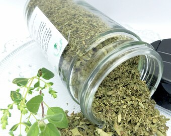 Oregano, dried herbs, a organic herb for cooking or seasoning