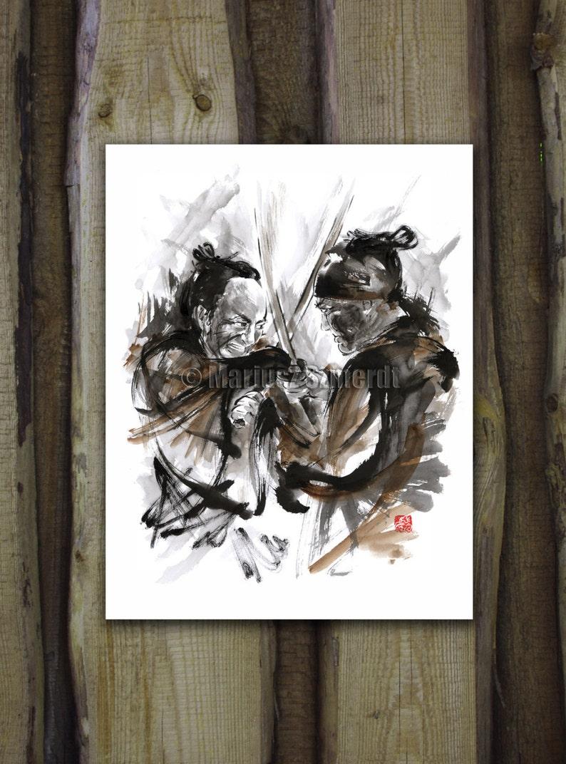 Samurai Samurai armor samurai art samurai poster image 0