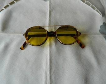 051a17e6deb True Vintage Rare Antique Unusual Hand Made Panto Eyeglasses Frames 1920 s.  British Made. NOS. New Old Stock. EXC