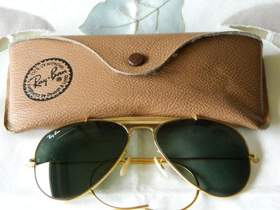 Vintage Rare B&L  Ray-Ban  L0216  GP  G15 Lenses