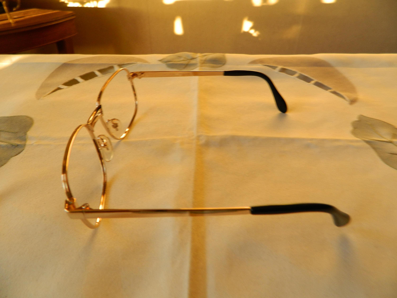 Gafas True Vintage Rare B&L Bausch y Lomb chapadas en oro de