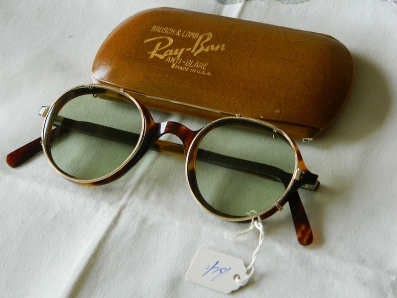 3615372480 Antique Vintage Rare Eyeglasses Frame Made in England.With