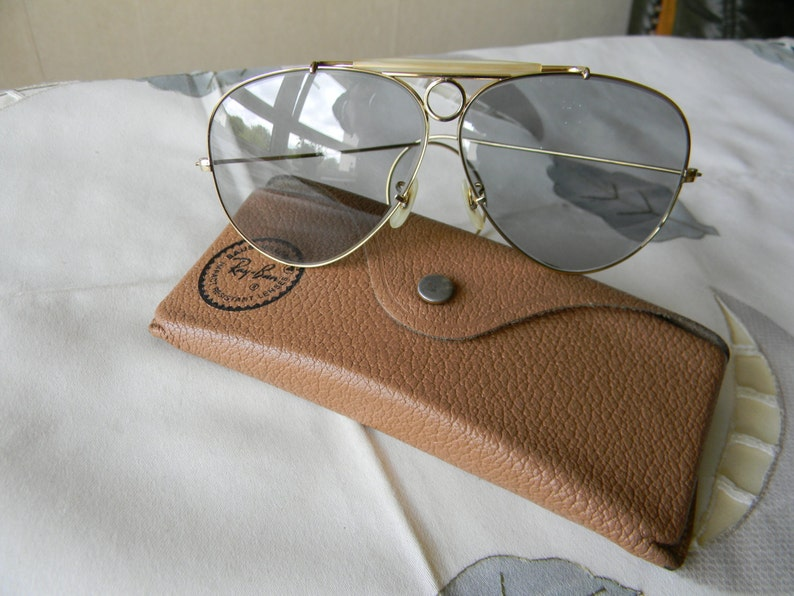 685b6c729b7 Made in USA.True Vintage Rare Legendary Ray-Ban Bausch And