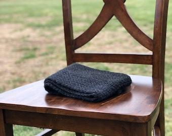 Men's Linen Stitch Crochet Scarf Pattern; PDF Digital Download; Crochet Pattern; Easy Crochet Pattern