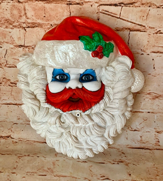 Pogo The Clown Musical Animatronic Motion Activated Gacy Christmas Wall Decor Serial Killer Culture Holiday Christmas Biohazard Baby