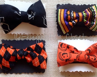 Children/'s Multi Color Spring//Summer Colors Bow Ties
