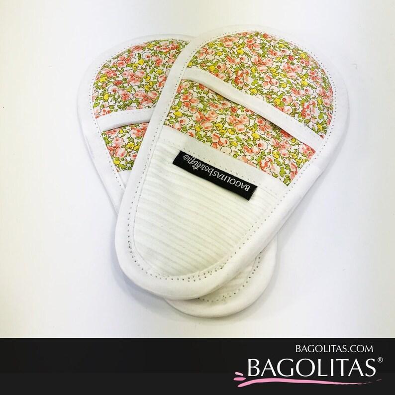 Soft Floral BAGOLITA Finger Mitts for the Kitchen image 0
