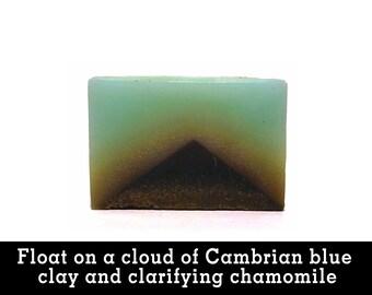 Face in the Clouds Face & Body Soap. Organic Vegan Fair Trade + Cruelty-Free.