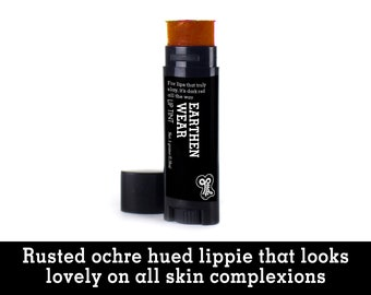Earthenwear Lip Tint. Fair Trade Organic Vegan Cruelty-Free Cosmetics. 5% of Proceeds Proudly Go To Grassroots Charities