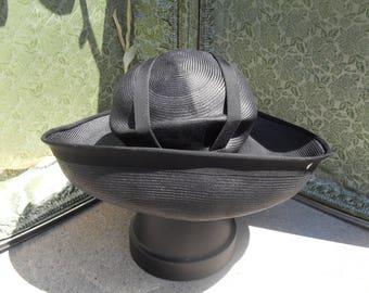 Vintage Black Jack McConnell Hat