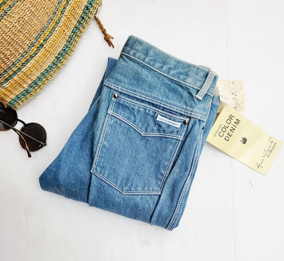 Gloria Vanderbilt jeans// w26 vintage//sz6