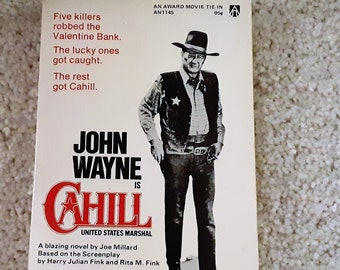 The Wild Girls Outspoken Authors Vintage John Wayne Cahill Unit