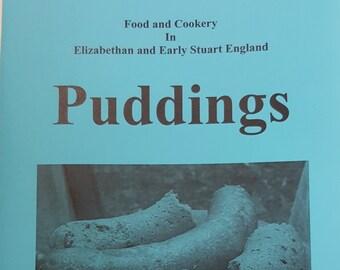 Stuart Press Living History Series: Puddings- Volume 57