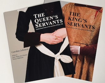 Combined Book Offer:  The King's Servants and The Queen's Servants - Revised 2nd Editions