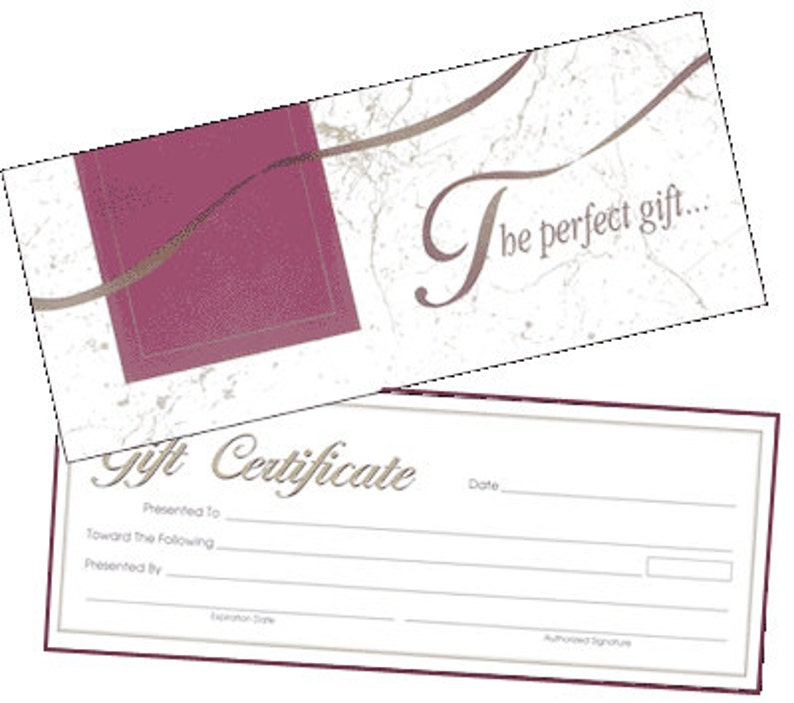 Gift Certificate image 0