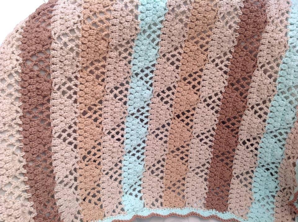 Contemporary Baby Muster Häkeln Crest - Decke Stricken Muster ...
