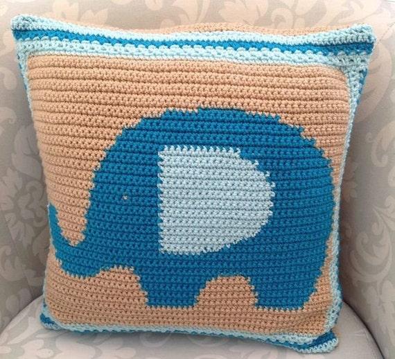 Kissen Elefant Kissen Muster Elefant Muster | Etsy