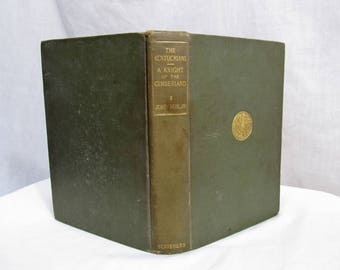 The Kentuckians; A Knight of the Cumberland  Fox, John, Jr.  Published by Scribner's 1911 New York, Illustrated Antique Book
