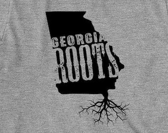 Georgia Roots Shirt - gift idea, home - ID: 2073