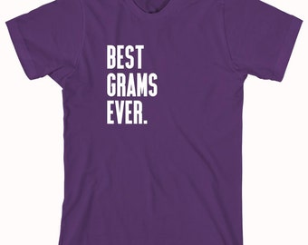 Best Grams Ever Shirt - mother's day, grandma, gift idea - ID: 1081