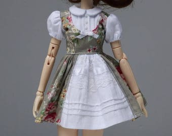 SALE Bouquets dress   Pullip Obitsu by Atlier Milabrocc
