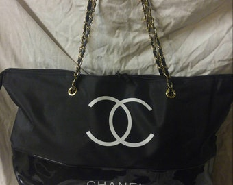 Authentic Large Vip Beauty Chanel Shoulder Bag