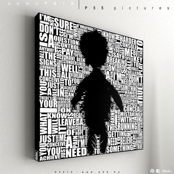 Depeche Mode dolor que estoy acostumbrado a No.1 55 x 55 | Etsy