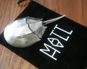 German Silver Horseshoe C...