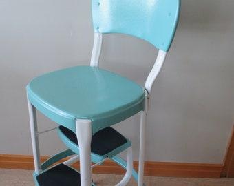 Tremendous Cosco Step Stool Etsy Uwap Interior Chair Design Uwaporg