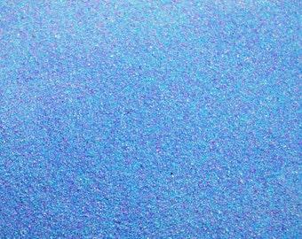 Periwinkle Blue Colored Sand ~ 12oz (1 cup vol.)  Periwinkle Unity Sand ~ Periwinkle Wedding Sand ~ Periwinkle Sand ~ Periwinkle Craft Sand