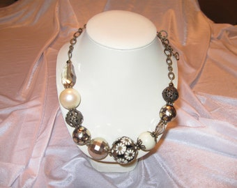 Gold-Toned Mix Necklace