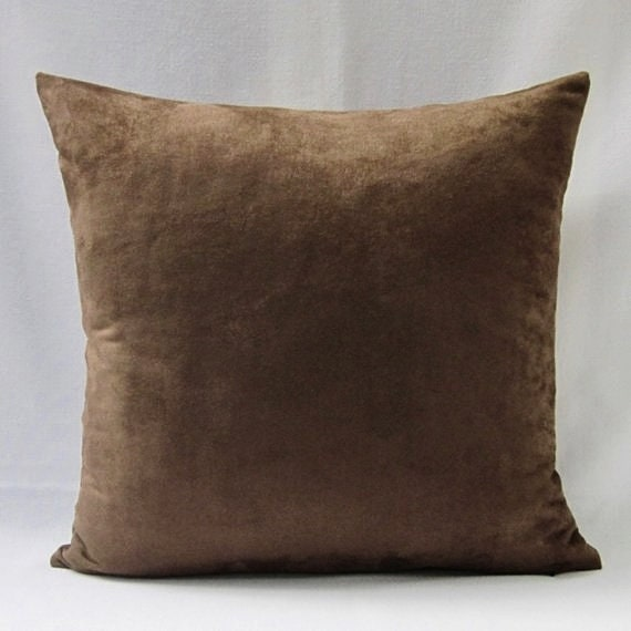 Marvelous Brown Suede Pillow Cover Dark Brown Throw Pillow Brown Pillow Brown Throw Pillow Brown Cushion Cover Brown Faux Suede Zipper Andrewgaddart Wooden Chair Designs For Living Room Andrewgaddartcom