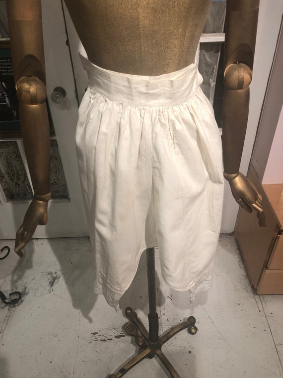 Victorian Cotton Bloomers