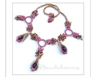 Fireflies Necklace