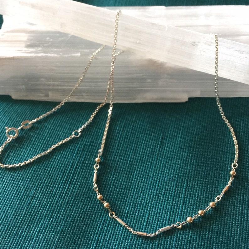 LOVE Two-Tone Inspirational Morse Code \u201cLove\u201d Necklace